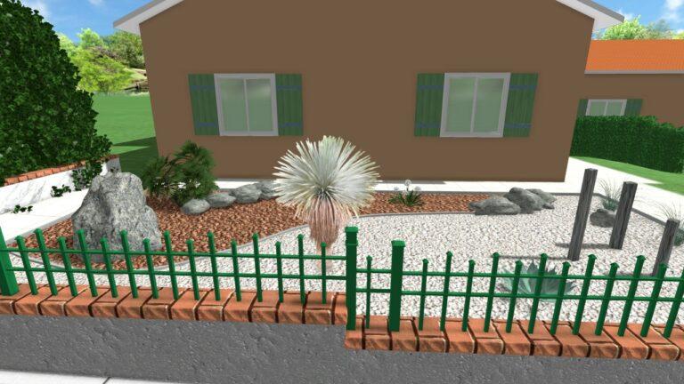 amenagement jardin Vallet par Dando Jardinier Paysagiste